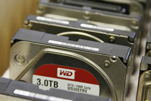 Hard drive donor drives