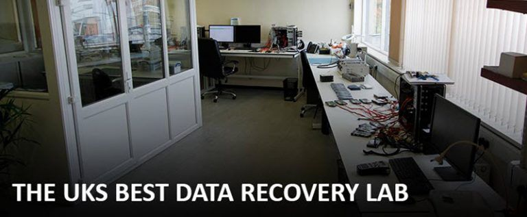 R3, The UK's best data recovery lab